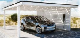 Pannelli fotovoltaici e calcestruzzo? Ora si può