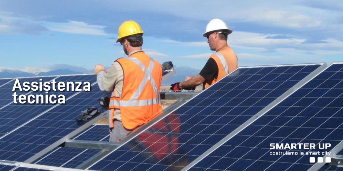 Smarter Up Assistenza Tecnica Impianti Fotovoltaici