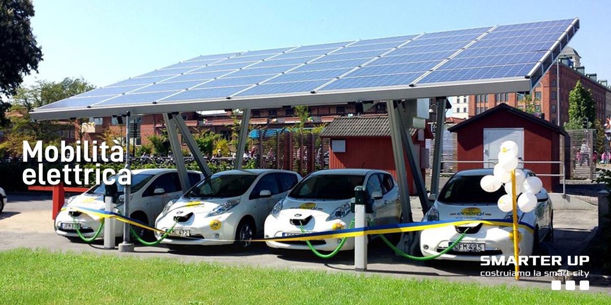 Mobilità Elettrica Smarter Up