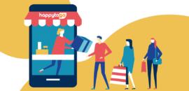 Riduci le code e vendi online con HappyToGo