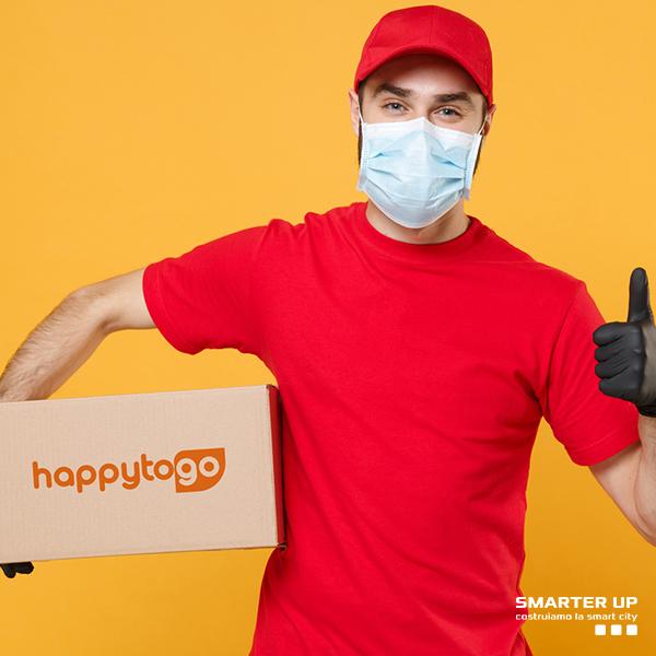 Smarter Up: HappyToGo e-commerce