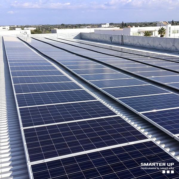 Smarter Up - Impianti solari fotovoltaici