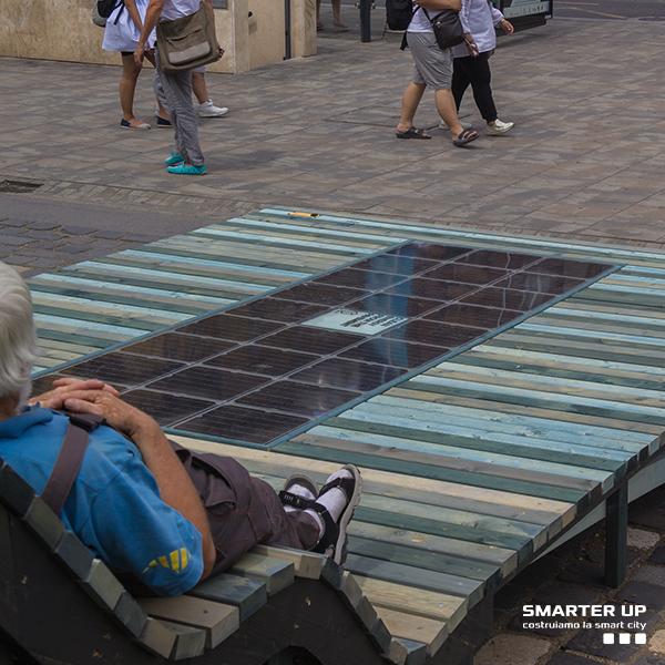 Pavimento solare Platio - Smarter Up