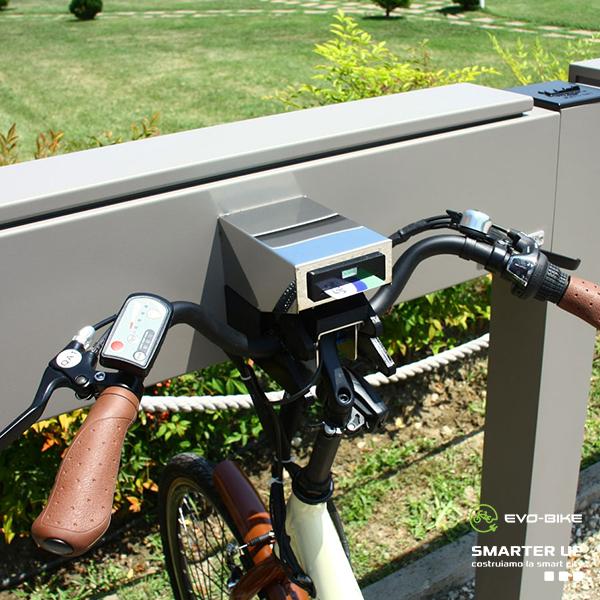 Smarter Up - Stazioni di noleggio per biciclette elettriche - GiulioBarbieri