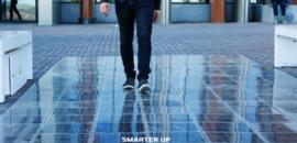 Il pavimento fotovoltaico smart