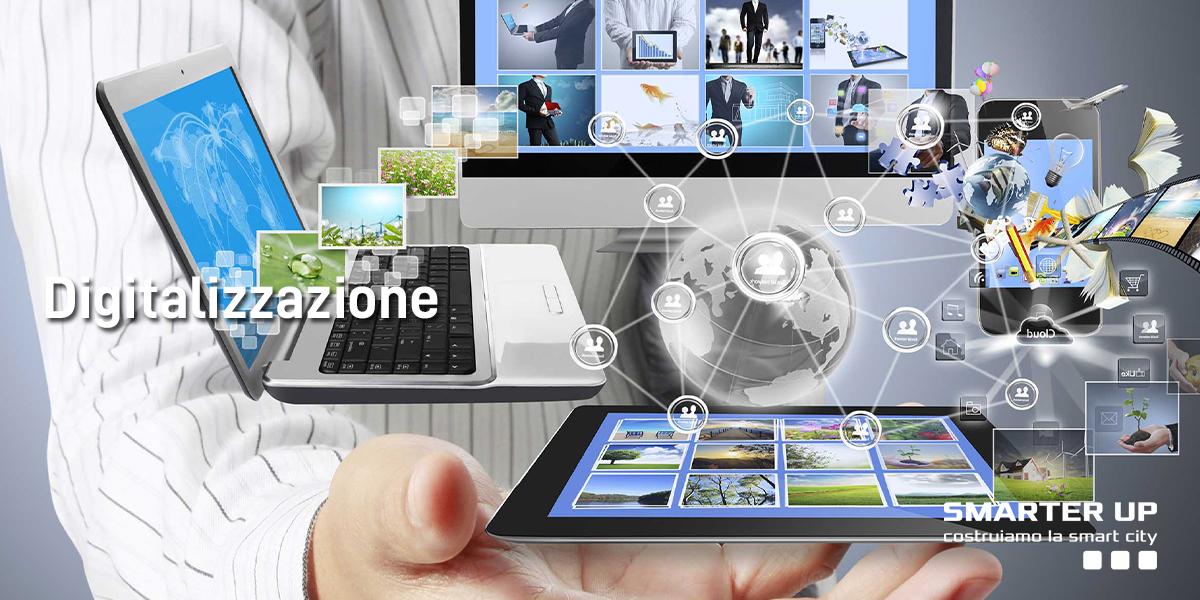 digitalizzazione delle imprese Smarter Up