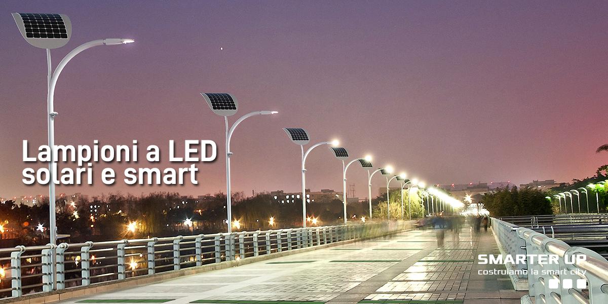 Smarter Up - Lampioni smart