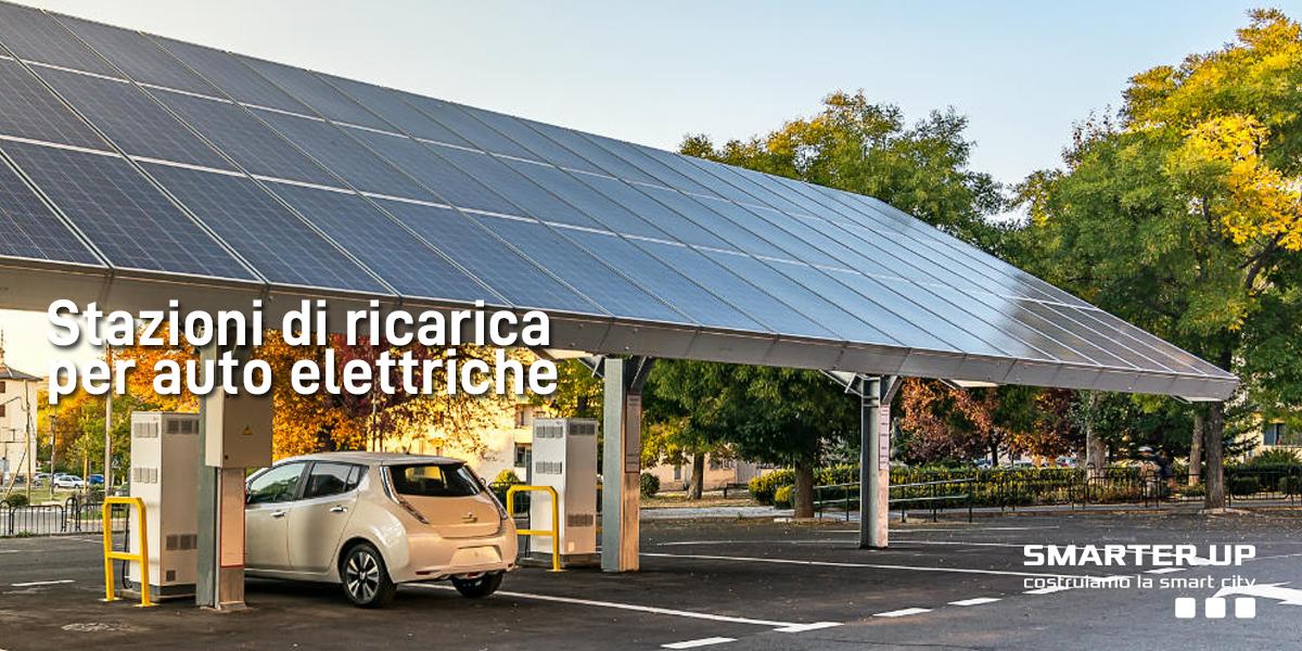 Smarter Up - Ricarica auto elettriche