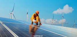 L'unione tra energia green e posti di lavoro